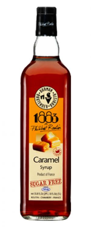 Philibert Routin 1883 Gourmet Barista Syrup - Flavor Caramel
