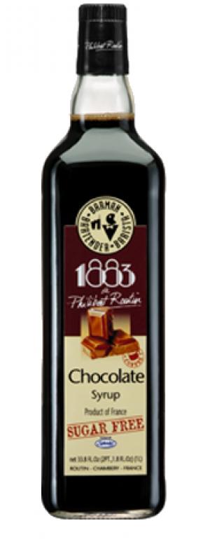 Philibert Routin 1883 Gourmet Barista Syrup - Flavor Chocolate 1 litre