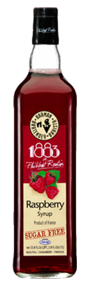Philibert Routin 1883 Gourmet Barista Syrup - Flavor Raspberry