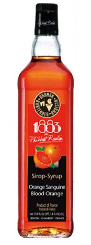 Philibert Routin 1883 Gourmet Barista Syrup - Flavor Blood Orange