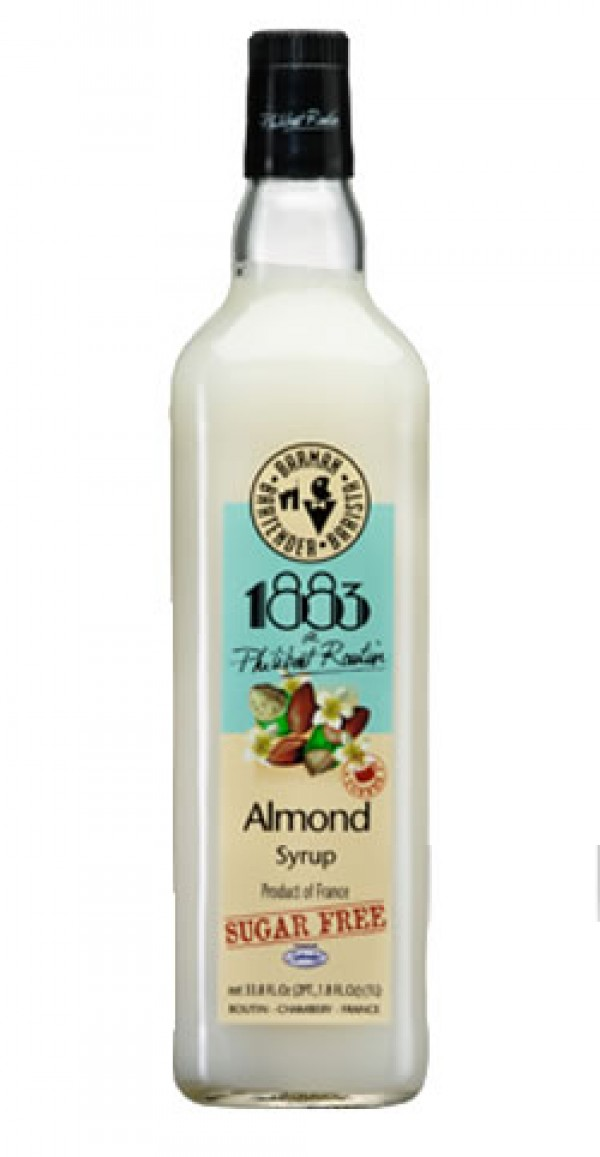 Philibert Routin 1883 Gourmet BARISTA SYRUP - Flavor ALMOND